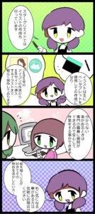 イラスト・漫画作成の4コマ